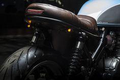 Kawasaki Zephyr 1100 By Roa Motorcycles
