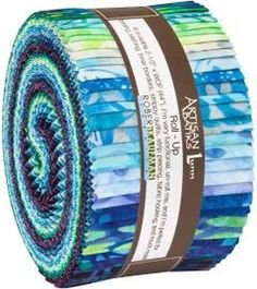 Collection CF Roll Up 40 2.5-inch Strips by Carolyn Friedlander for Robert Kaufman Fabrics