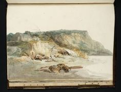 Artwork page for 'Colwell Bay, Isle of Wight', Joseph Mallord William Turner, 1795