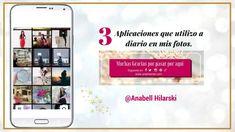 3 Aplicaciones para editar fotos #socialmedia #Apps #redessociales