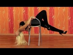GET THE FULL TUTORIAL: http://www.sky7dance.net    Learn a sexy chair dance routine. Sky7dance presents the erotic strip dance moves for beginners    Check out Sky7Dance channel for more lap dance lessons!    This is our first basic strip dance class - an easy chair dance routine for a beginner lap dancer. For a step by step instruction, check Lesson ...