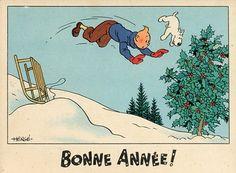Happy 87th Birthday, Tintin!