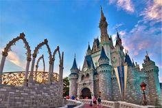 世界最大のディズニーランド(フロリダ)