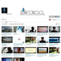 L@s invitamos a visitar nuestro canal youtube.. (www.youtube.com/user/Surforo #surf #chile #surforo
