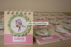 os passarinhos da Laura |