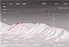 Luzes de Fênix: Alegado vídeo secreto mostra caças perseguindo OVNIs / UFOs - OVNI Hoje!...