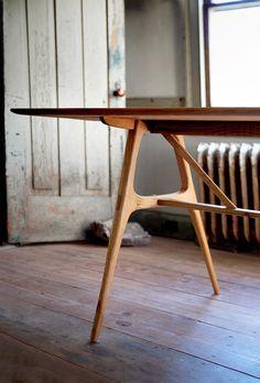 New York City modern furniture designer Don Howell presents his bespoke, handmade furniture collection.