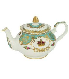 Historic Royal Teapot