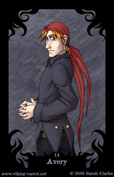 Death Eater Card no.14 by *madcarrot on deviantART