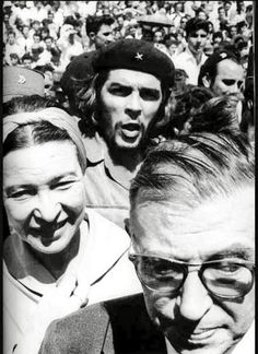 20 Photos And Quotes From The Badass Simone de Beauvoir That Will Inspire You