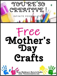 Mother's Day Diy Crafts To Do, Holiday Crafts For Kids, July Crafts, Easy Crafts For Kids, Art For Kids, Cool Art Projects, Arts And Crafts Projects, Fathers Day Crafts, Valentine Day Crafts