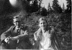 Mildred Fish-Harnack and her husband Arvid Harnack.  They attended the University of Wisconsin-Madison, moved to Germany in 1929, and promptly allied with the Soviets, becoming leaders of an underground Nazi resistance group called the Red Orchestra. Mildred was the only American woman ever to be executed on the direct orders of Hitler.