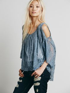 Free People Lost in Austin Top at Free People Clothing Boutique