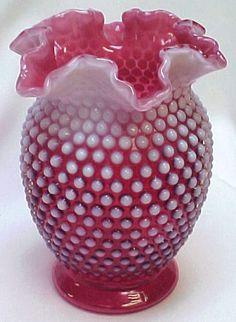 Fenton Glass---especially this color