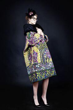 iiiinspired: LOOKS _ stella jean fall/winter African Print Dresses, African Print Fashion, Tribal Fashion, Womens Fashion, African Prints, Ankara Fashion, Funky Fashion, African Fabric, African Dress