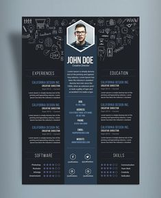 Portfolio Design, Portfolio Resume, Template Portfolio, Graphic Portfolio, Portfolio Images, Portfolio Layout, Creative Cv Template, Resume Design Template, Creative Resume Design