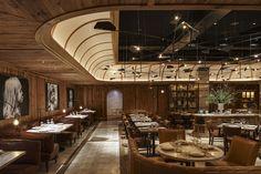Latest entries: Leuca (New York, United States), Americas Restaurant