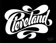 Designspiration — Friends of Type  Cleveland