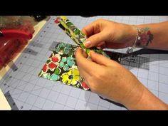Fabric Faux Dori Tutorial - YouTube