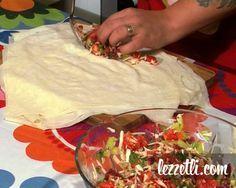 Paçanga böreği nasıl yapılır? Resimli tarifle yapmayı öğrenin. Fotoğraflı tarifle Paçanga böreği yapın.