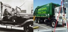 We've come a long way - from jalopy to advanced CNG.