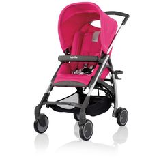 I want a girl just so I can get this hot pink stroller!! Not too manly for the hubs though LOL!