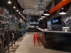 About Barry's | Barry's Bootcamp | The Best Workout in the World®
