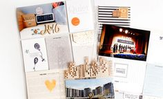 Need some ideas for your scrapbook layout? Click through to learn three useful hybrid project life scrapbook tips and inspirations. Pin &…
