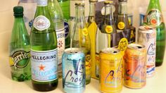 """From club soda to La Croix, the wide variety of fizzy water is overwhelming. It's tempting to wave it all away as """"just water,"""" but these carbonated concoctions drastically differ in taste and mouthfeel. Fizzy water is the only thing keeping me from embalming myself with Diet Coke, and I have opinions on the subject."""