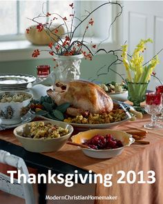 Planning the Perfect Thanksgiving Dinner