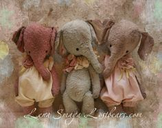 Lost Bears lovely elephants