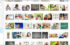 Stock Photo Bias: Kid Version