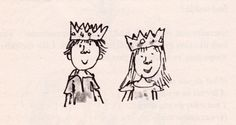 Play School Play Ideas 2 written by Carole Ward, illustrated by Quentin Blake Dark Art Drawings, Art Drawings Beautiful, Quentin Blake Illustrations, Human Body Art, Children's Book Illustration, Book Illustrations, Art Journal Techniques, School Play, Roald Dahl