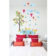 WallCandy Seasons Elements COMPLETE Wall Stickers Set