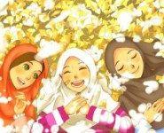 Indahnya Persahabatan Muslimah