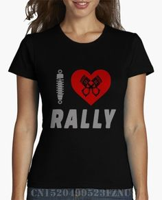 """Oh yes we do! """"I Love #Rally """" Knitted Hipster Tees - Rally In Motion"""