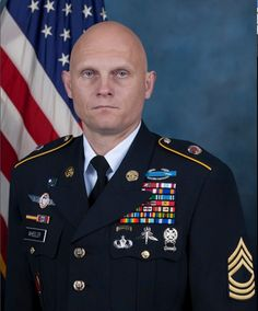 Joshua L. Wheeler November 1975 – 22 October was a United States Army Delta Force Master Sergeant who was killed in Iraq during Operation Inherent Resolve Military Ranks, Military News, Military History, Military Style, Military Vehicles, Delta Force, Fort Bragg North Carolina, Veteran Jobs, Special Forces