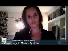 Sosial direkte #10: 10:13 Magasinet: Sosiale medier og søk med Trond Lyngbø
