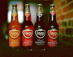 Faygo Pop Co. Detroit ~ MI.