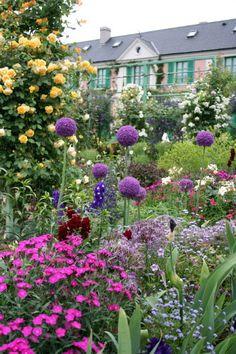 ◆モネの庭・・・浜名湖ガーデンパークへ : Soleilの庭あそび・・・布あそび♪