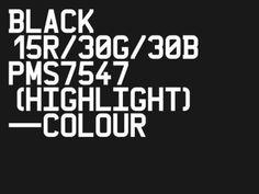 Build / Print-Process / Typography / 2010