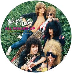 New York Dolls - All Dolled Up: Interview on Limited Edition Picture Disc + DVD