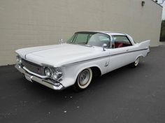 1961 Imperial Crown Coupe