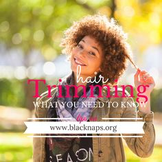 Hair Trimming What You Need to Know