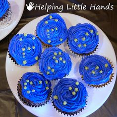 Pieces by Polly: Easy Constellation Cupcakes - Space Party Treats