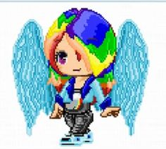 Fantage MLP Rainbow Dash
