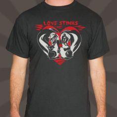 Men Love Stinks T-Shirt by Teesandra4u on Etsy