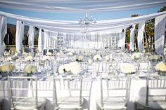 Santa Barbara Wedding by La Fete  Read more - http://www.stylemepretty.com/2011/11/11/santa-barbara-wedding-by-la-fete/