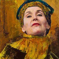 De in Nederland wonende kunstenares Lita Cabellut krijgt in 2017 een grote expositie in 2 musea van Barcelona. Ze is uitgenodigd door de Spaanse kunstverza