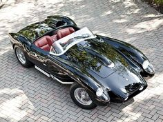 1958 Ferrari 250 Testa Rosa  -  Would love to drive one.